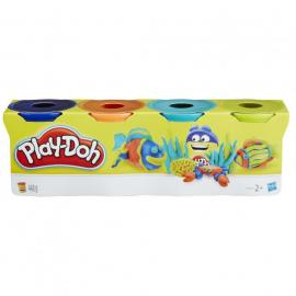 Play-Doh balení 4 tub