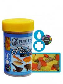 Fine Fish Flakes 100ml